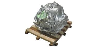 Wooden-Pallet-Packing-Aluminium-Barrier