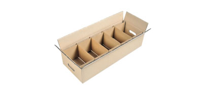 Die Cut Carton Box